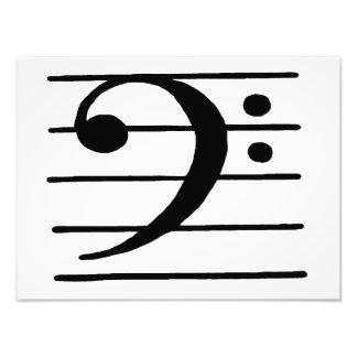 clef bajo cojinete