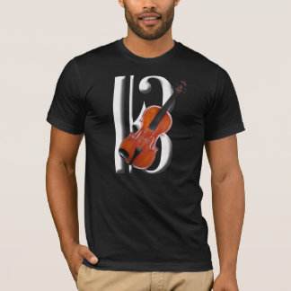Clef de alto (camisa de la viola) por Leslie Camiseta