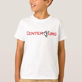 Clef de la música de Centerburg Camiseta