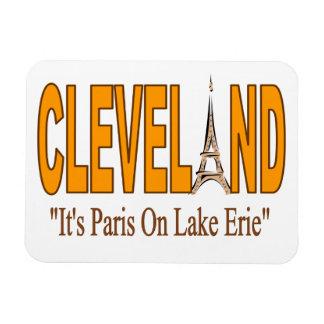Cleveland, es París en el imán del lago Erie