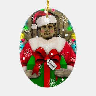 Cleveland: Guarda del ornamento del navidad