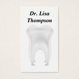 Clínica privada dental del doctor Medical del Tarjeta De Visita