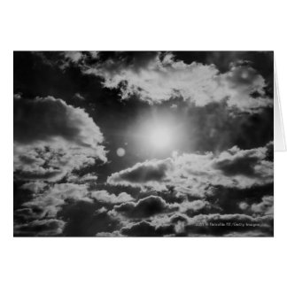 Cloudscape Tarjeta De Felicitación