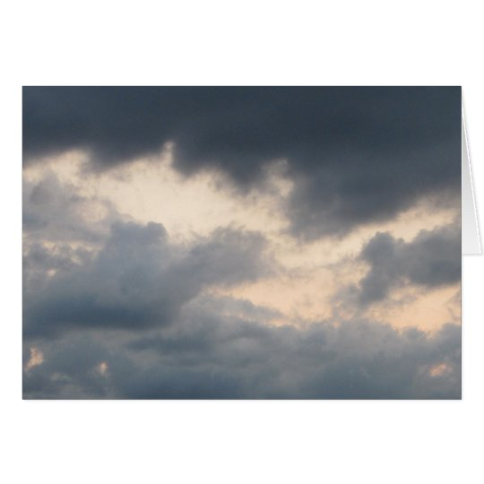Cloudscape Tarjeta Pequeña