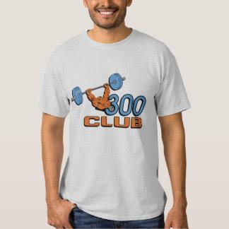 Club 300 camiseta
