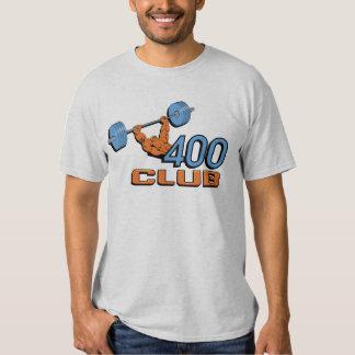 Club 400 camisas