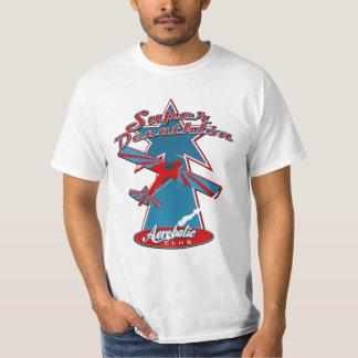 Club aeroacrobacia del Decathlon estupendo Camisetas