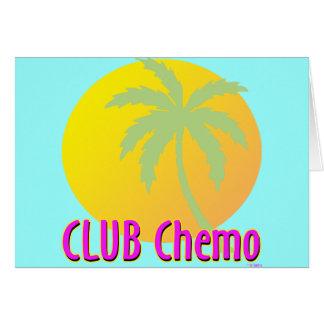 Club Chemo Tarjeta De Felicitación