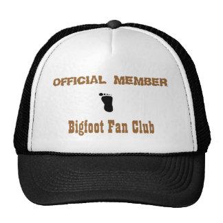 Club de fans de Bigfoot Gorro De Camionero