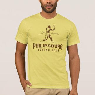 Club del boxeo de Philipsburg Camiseta