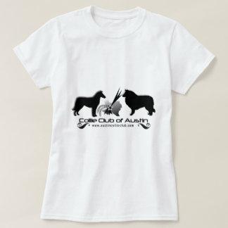 Club del collie del desgaste del logotipo de camisas