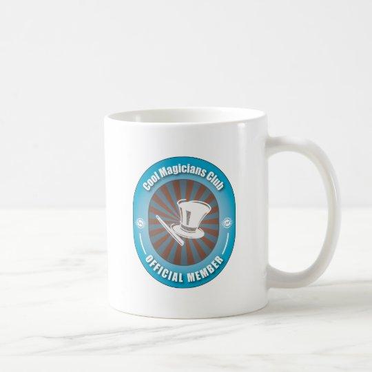 Club fresco de los magos taza de café