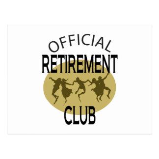 Club oficial del retiro postal