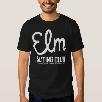 Club patinador del olmo, Elmhurst, Illinois Camisas