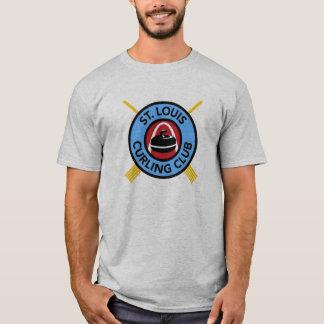 Club que se encrespa de St. Louis de los hombres Camiseta