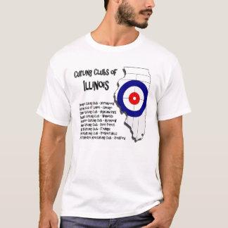 Clubs que se encrespan de Illinois Camiseta