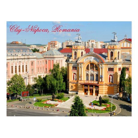 Cluj-Napoca, Rumania Postal