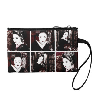 Clutch Tipo Monedero Geisha