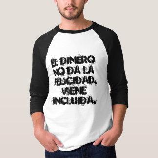 Cmiseta con frase camiseta