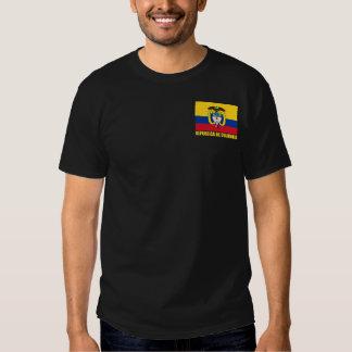 COA de Colombia Camisas