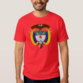 COA de Colombia Camiseta