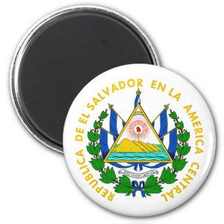 COA de El Salvador Iman De Nevera