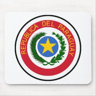 """""""COA de Paraguay """" Alfombrilla De Ratones"""