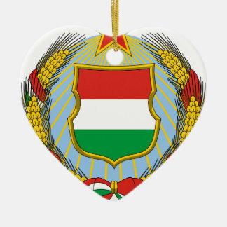 Coa_Hungary_Country_History_ (1957-1990) Adorno De Cerámica