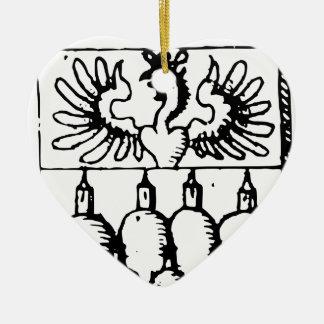 Coa_Transylvania_Country_History_v4 Adorno De Cerámica