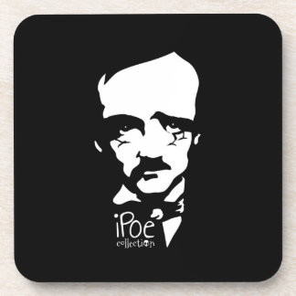 """Coasters """"Poe Face"""" Posavaso"""