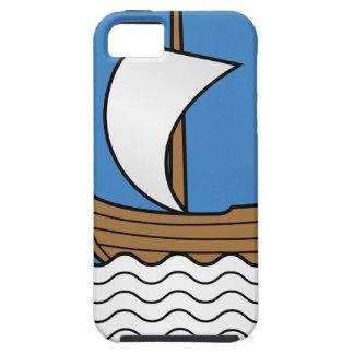 Coat_of_Arms_of_Dzisna, _Belarus Funda Para iPhone SE/5/5s