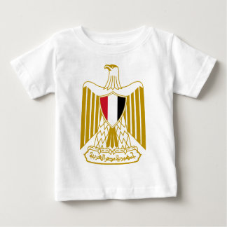 Coat_of_arms_of_Egypt_ (funcionario) Camiseta De Bebé