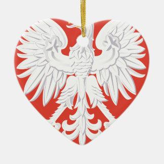 Coat_of_arms_of_Poland_ (1927-1939) Adorno De Cerámica