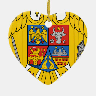 Coat_of_arms_of_Romania_Eagle_ (1992-2016) Adorno De Cerámica
