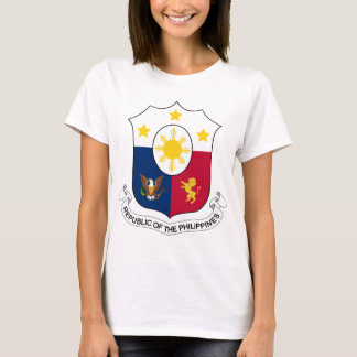 Coat_of_arms_of_the_Philippines_ (1946-1978) Camiseta