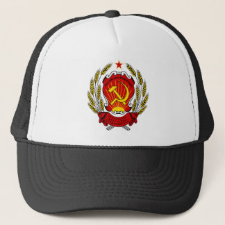 Coat_of_arms_of_the_Russian_Federation_ Gorra De Camionero