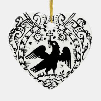 Coat_of_arms_of_Wallachia, _1700 Adorno De Cerámica