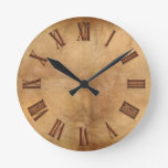 Cobre en el reloj del arte moderno del