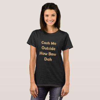 Cóbreme afuera camiseta