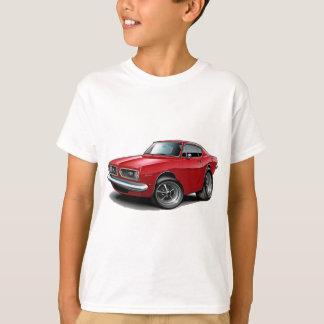 Coche 1967-69 del rojo del Barracuda Camiseta