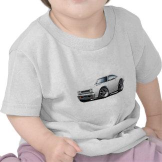 Coche 1968 del blanco de Plymouth GTX Camiseta