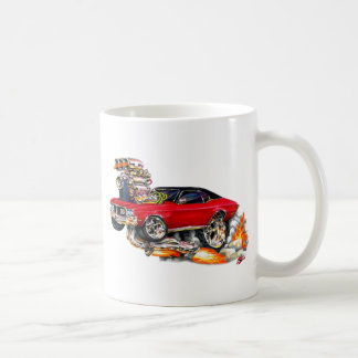 Coche 1970-72 del rojo de Buick GS Taza De Café