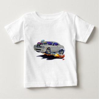 Coche 2008-10 del gris del desafiador camisetas