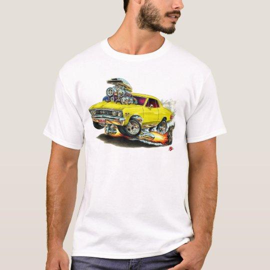 Coche amarillo 1967 de Chevelle Camiseta