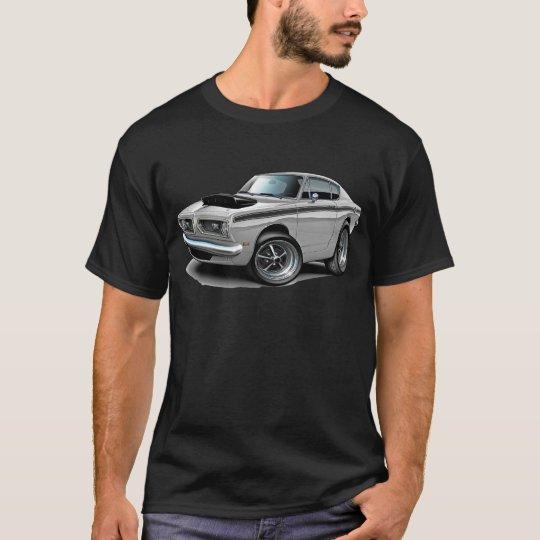 Coche Blanco-Negro 1967-69 del Barracuda Camiseta