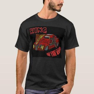 Coche de carreras camiseta
