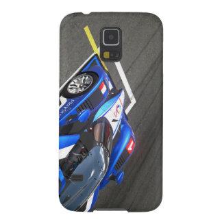 Coche de carreras del juego de Gran Turismo Carcasa Galaxy S5