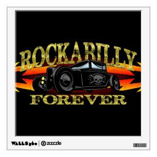 Coche de carreras del Rockabilly del engrasador