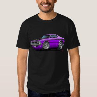 Coche de la púrpura del demonio de Dodge Camisetas