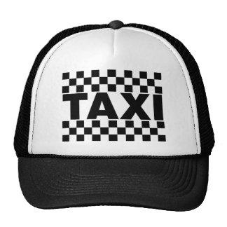 Coche del ~ del taxi del ~ del taxi para el alquil gorros bordados